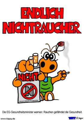 Nichtraucher Stockfoto - Bild: 1952920